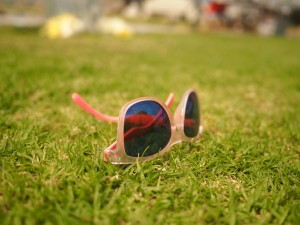 photo credit: Sunglasses at a picnic via photopin (license)